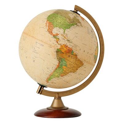 地球儀 (ライト無し)  球径25cm オルビス Orbys イタリア製