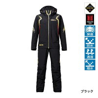 シマノ/SHIMANO EX RT-119N ネクサス・ゴアテックス プロテクティブスーツ ブラック M
