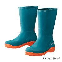 シマノ(SHIMANO) ブーツ FB-016Pターコイズオレ M