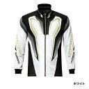 シマノ/SHIMANO リミテッドプロ WT-℃ フルジップリミテッドプロシャツ SH-011P L ホワイト