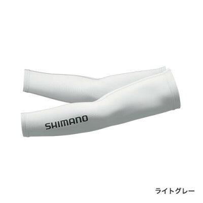 シマノ(SHIMANO) SUN PROTECTION アームカバー AC-067Q フリー ライトグレー