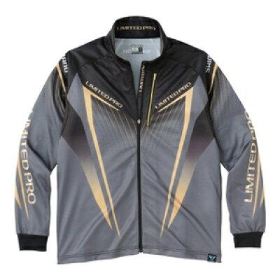 シマノ フルジップシャツ LTDプロ ブラック M  長袖  3月- 他同時
