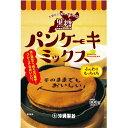 沖縄製粉 黒糖パンケーキミックス 300g