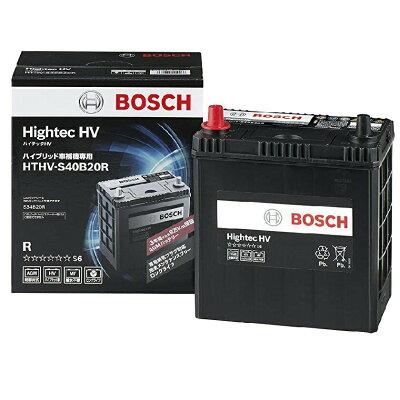 bosch 補機バッテリー ハイテックhv hthv-s40b20r純正品番 s34b20r s40b20r代表適合車種 アクア プリウス