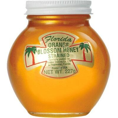 フロリダ オレンジハチミツ 巣無し(227g)