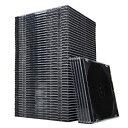 スーパースリムDVD・CD・ブルーレイケース(プラケース・ブラック (200-FCD031-200)