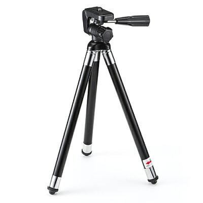 サンワダイレクト 三脚 8段 小型 軽量   デジカメ ビデオカメラ 対応 200-cam022n