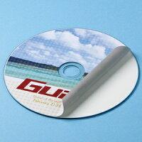 インクジェット透けないCDラベル(内径24mm・マット)