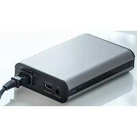 AC出力対応モバイルバッテリー 大容量 700-BTL025