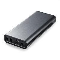 AC出力対応モバイルバッテリー 大容量 22800mAh 83.22Wh