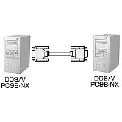 RS-232Cケーブル(インタリンク・クロス・2m)[KR-LK2]