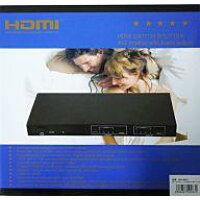 SANWA SUPPLY HDMIセレクター 400-SW012