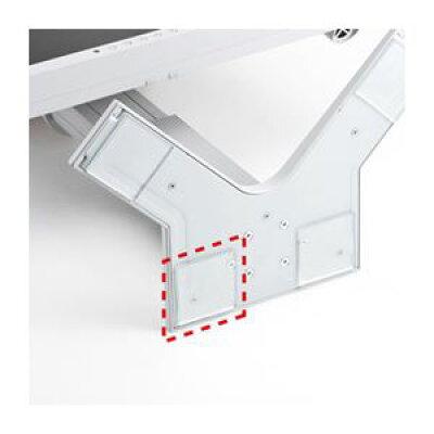 サンワサプライ 透明耐震ゴムG-BLOXゲル(50mm角4枚入り) QL-E84