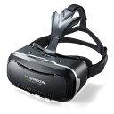 VRゴーグル iPhone/Android対応 VR SHINECON VRゴーグル バーチャルリアリティー 400-MEDIVR2