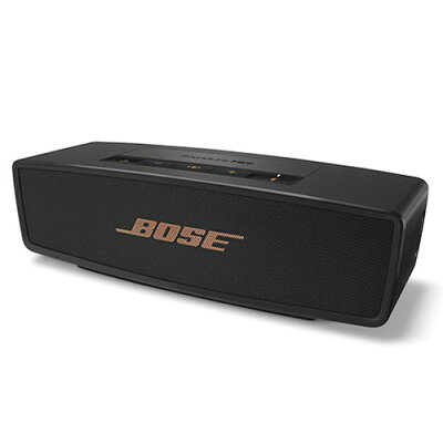 ボーズ / Bose SoundLink Mini Bluetooth speaker II Limited Edition ブラック/カッパー