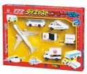 ダイキャスト エアポート JAL 飛行機模型