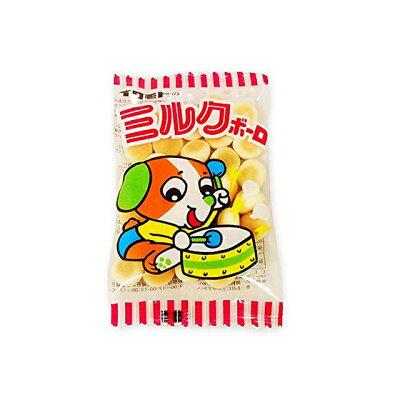 岩本製菓 P缶 ミルクボーロ 12gX30