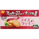尾西のライスクッキー いちご味(8枚入)
