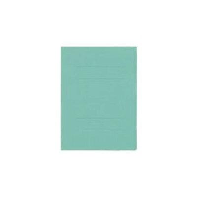 アピカ フラットファイルB5S グリーン HL1047 単位:サツ