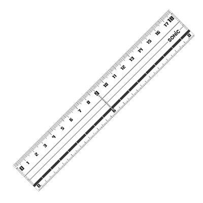 直定規 SN-032N 18cm