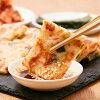 チーズ入りチヂミ