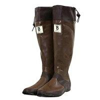 バードウォッチング長靴 ブラウン S(24.0cm)