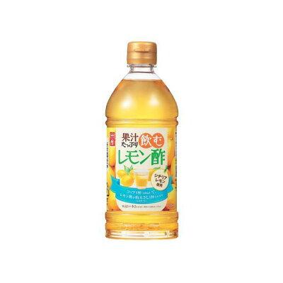 内堀醸造 果汁たっぷり飲むレモン酢 500ml