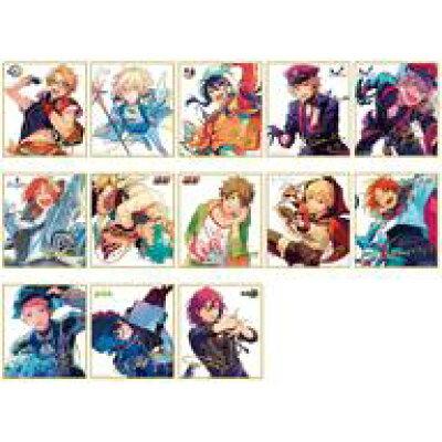 あんさんぶるスターズ! ビジュアル色紙コレクション16 BOX グッズ