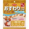 デビフ おすわりくんビスケット 豆乳 シニア犬用(10g*4袋入)
