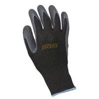 A-362-M おたふく手袋 フィットゴム手袋 M 防寒ソフキャッチ プロ A362M