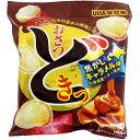 UHA味覚糖 おさつどきっ 焦がしキャラメル味 60g