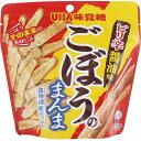 UHA味覚糖 ごぼうのまんま ピリ辛醤油味 17g