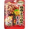 UHA味覚糖 Sozaiのまんま 鶏肉とナッツ炒めのまんま鶏肉増 40g