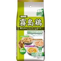 イースター 愛情物語 霧島鶏 野菜のバラエティパック 70gX3