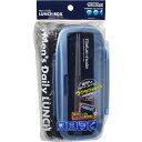 トルネ ランチボックス メタルモード ライトブルー 1000ml(上480ml+下520ml) 保冷バッグ付 BLW-8HSI