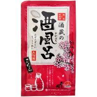 酒蔵の酒風呂 入浴剤 さくらの香り 30ml(入浴剤)