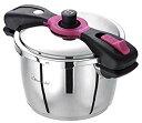 ワンダーシェフ 魔法のクイック料理 両手圧力鍋 AQDA55 5.5L 660077
