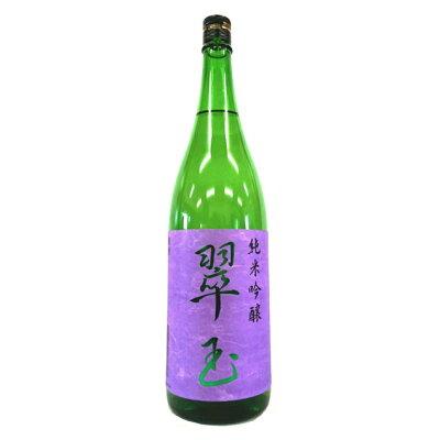 両関 純米吟醸 翠玉 1.8L