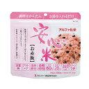 アルファー食品 安心米 赤飯 NR15 100X15