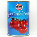 無農薬有機栽培トマトの缶詰イタリア産ドリア