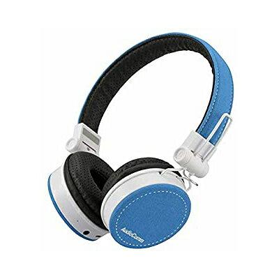 OHM AudioComm Bluetoothステレオヘッドホン HP-WBT200Z-A