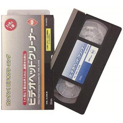 OHM ビデオヘッドクリーナー 1507052