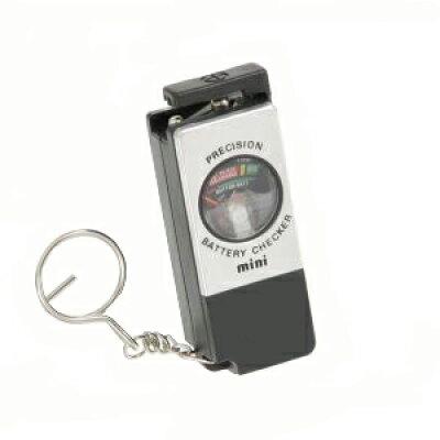 オーム電機 041822 ミニ電池チェッカー CV05