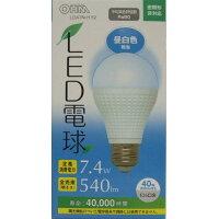 7.4W LED電球A型 昼白色 LDA7N-H52(1コ入)