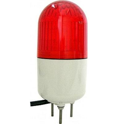 オーム電機 LED回転灯 5W 赤 ORL-1