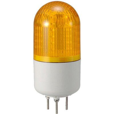 オーム電機 OHM LED回転灯 7W ORL-4 オレンジ ORL4