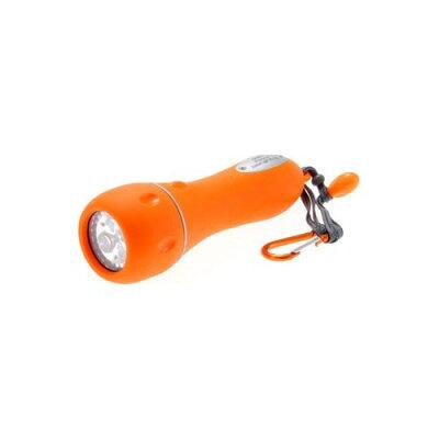 水に浮く防水ラバーライト オレンジ RU-905D(1コ入)