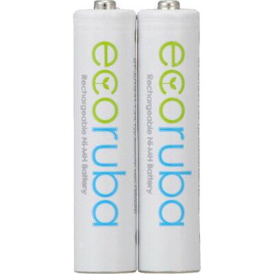 OHM ニッケル水素充電池 単4形 BT-JUTG41 2P