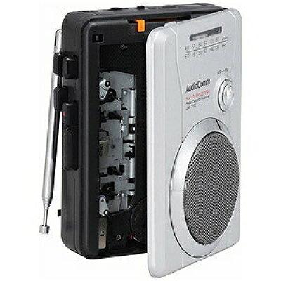 OHM AudioComm ラジカセ CAS-710Z