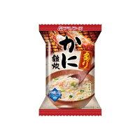 アマノフーズ 炙りかに雑炊(21.0g*1食入)
